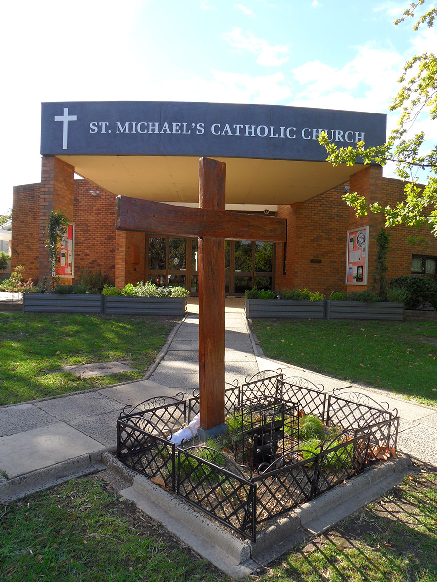 St Michaels Parish, Berwick, Melbourne, Australia